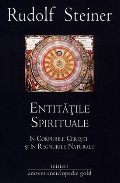 Entitati spirituale in corpurile ceresti si in regnurile naturale