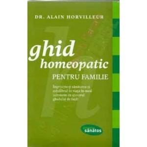 Ghid homeopatic pentru familie