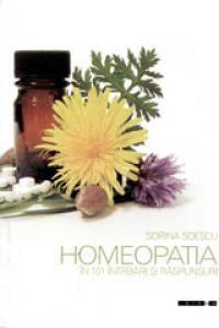 Homeopatia in 101 intrebari si raspunsuri