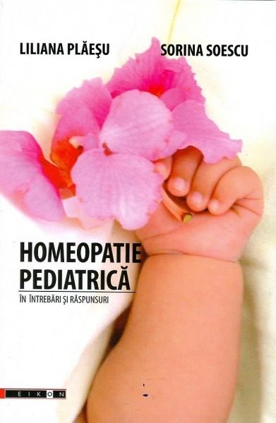 Homeopatia pediatrica