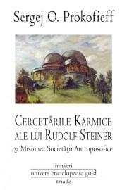 Cercetari karmice ale lui Rudolf Steiner