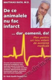 De ce animalele nu fac infarct dar oamenii da