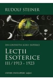 Lectii esoterice VOL.III
